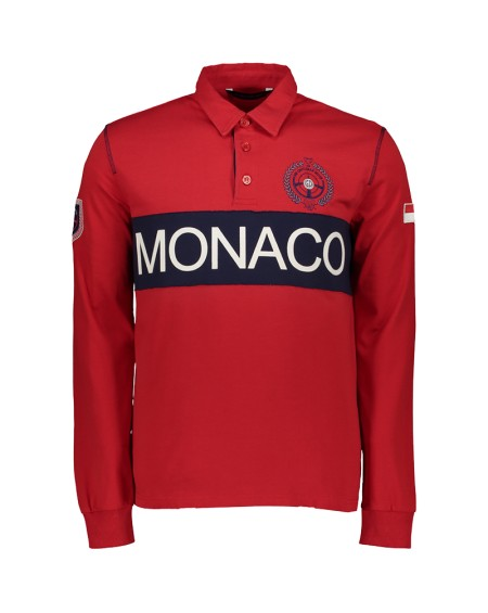 POLO MONACO ML CLASSIC COLLAR