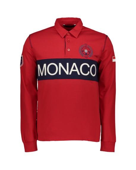 POLO MONACO ML CLASSIC COLLAR