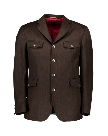 Veste Guillaume (marron)