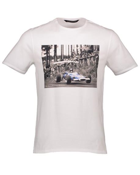 Tee shirt MC blanc – MODENE 01 BELTOISE