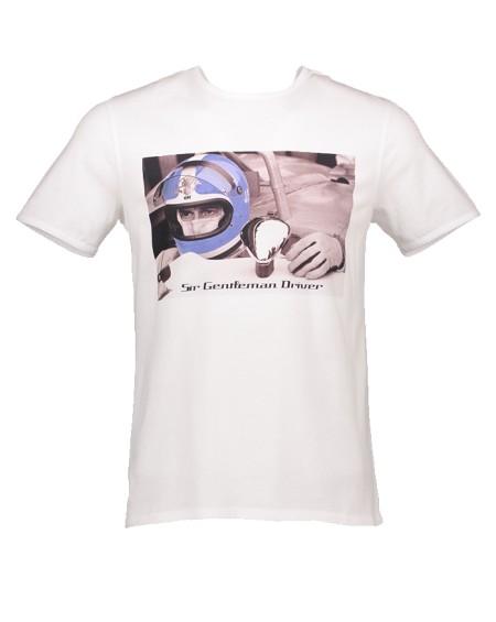 Tshirt blanc MODENE 02 BELTOISE