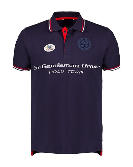 POLO MC DONINDTON (MARINE BLUE)