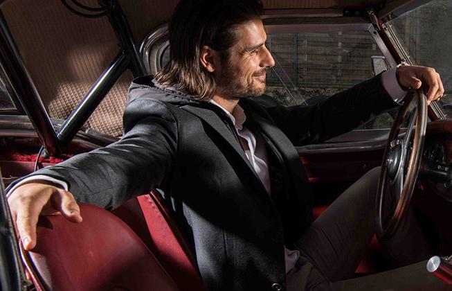 Veste Sir Gentleman Driver