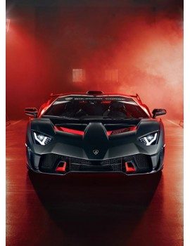 The new 'ground-to-ground missile' from Lamborghini: the SC18 ALSTON!