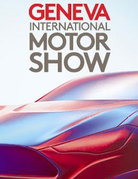 SGD was at the Geneva Motorshow
