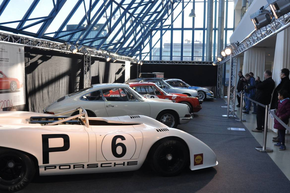 Luxembourg Motor Show